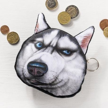 Psí peněženka na drobné