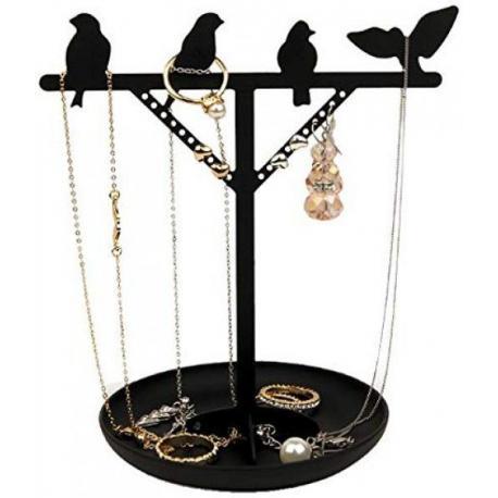 Věšáček s ptáčky na šperky