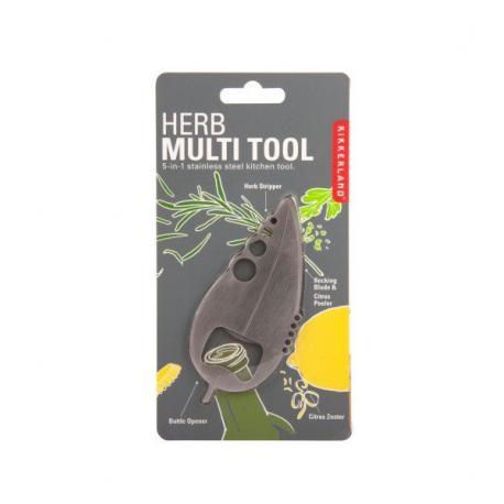 Všestranný nástroj nejen na bylinky
