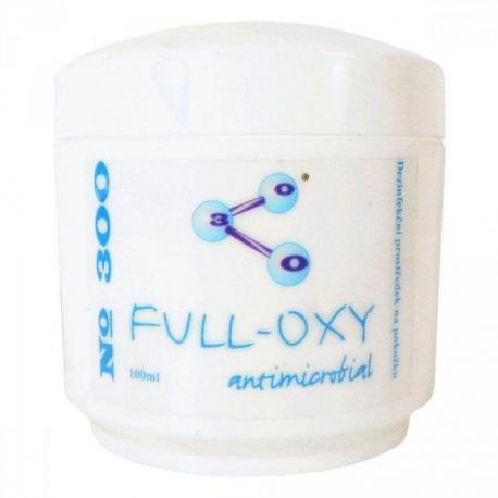 Dezinfekční krém Full OXY na bázi ozonu 100ml