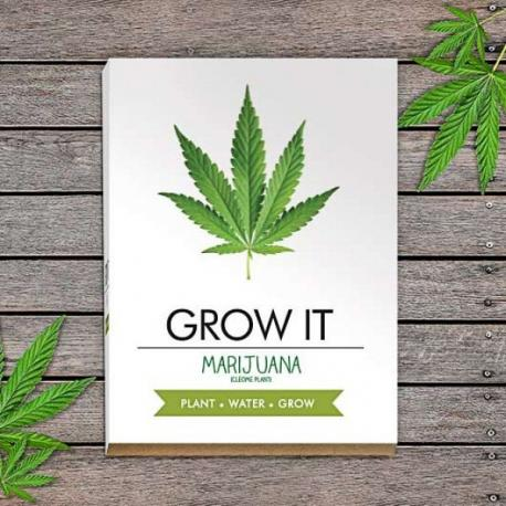 Grow it - vypěstuj si marihuanu