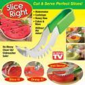 Kráječ Slice Right nejen na melouny